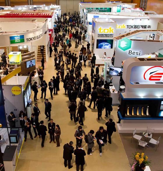نمایشگاه صنعت نیمه هادی کره جنوبی (SEMICON)